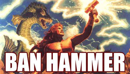 Ban Hammer